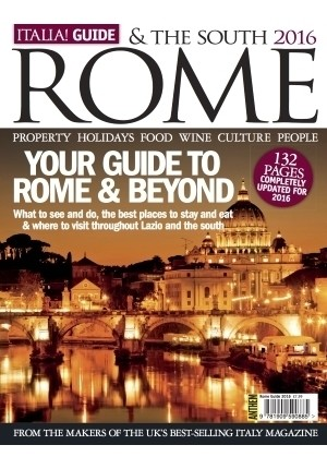Issue 17: Rome & The South 2016